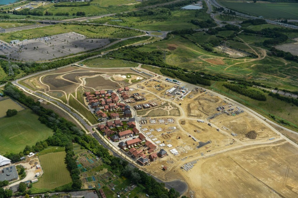 Eastern Quarry construction starts