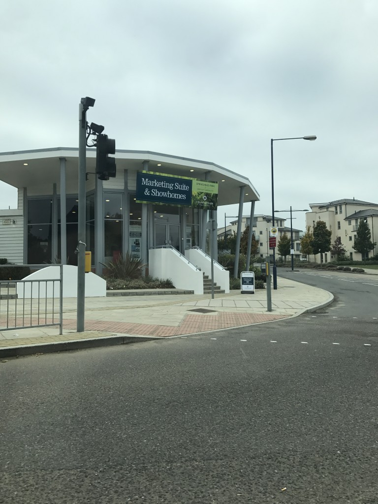 Third Ebbsfleet Garden City marketing suite opens