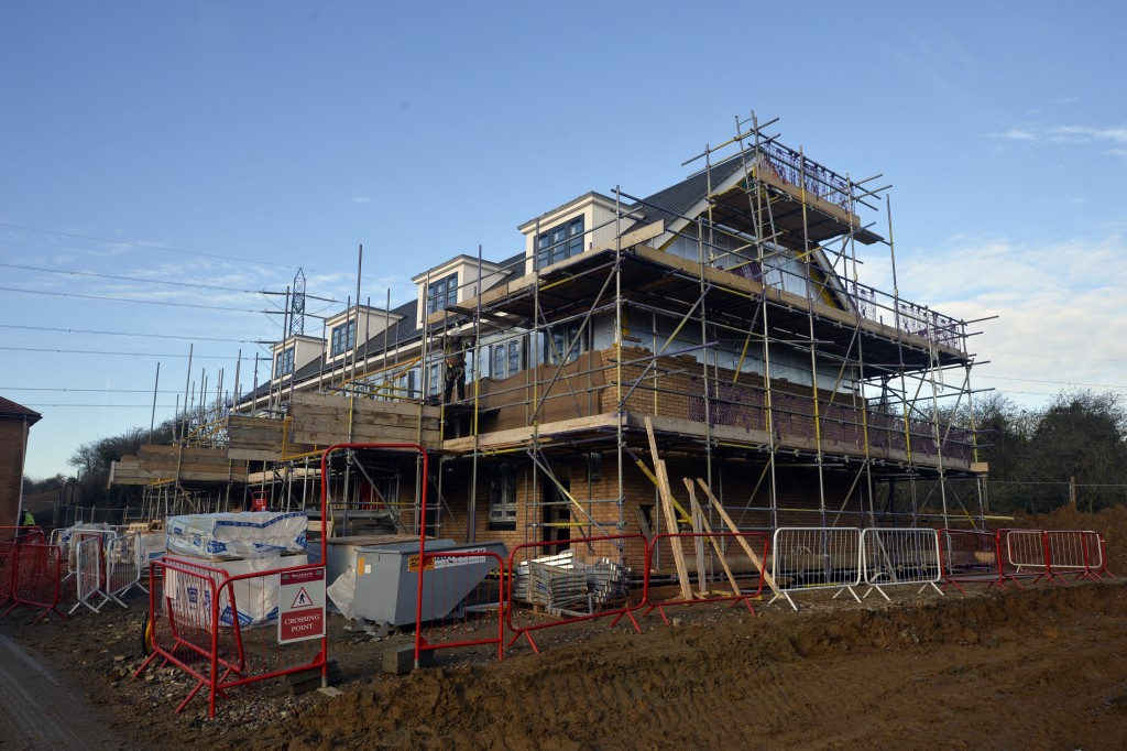 More than 600 homes under construction in Ebbsfleet Garden City in last 12 months
