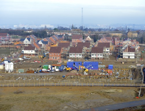 First 15 shared ownership homes released in Ebbsfleet Garden City