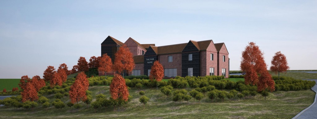 Ebbsfleet Garden City to gets its first pub and hotel