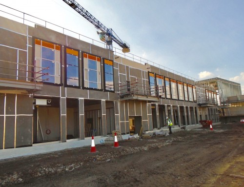 Take a look at Ebbsfleet Garden City's first primary school