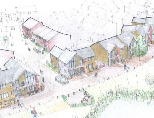 Plans approved for 138 new homes in Ebbsfleet Garden City