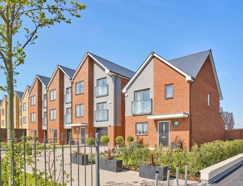 John Lewis styles new Ebbsfleet Garden City show home