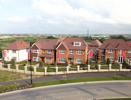 New drone footage shows pace of development in Ebbsfleet Garden City