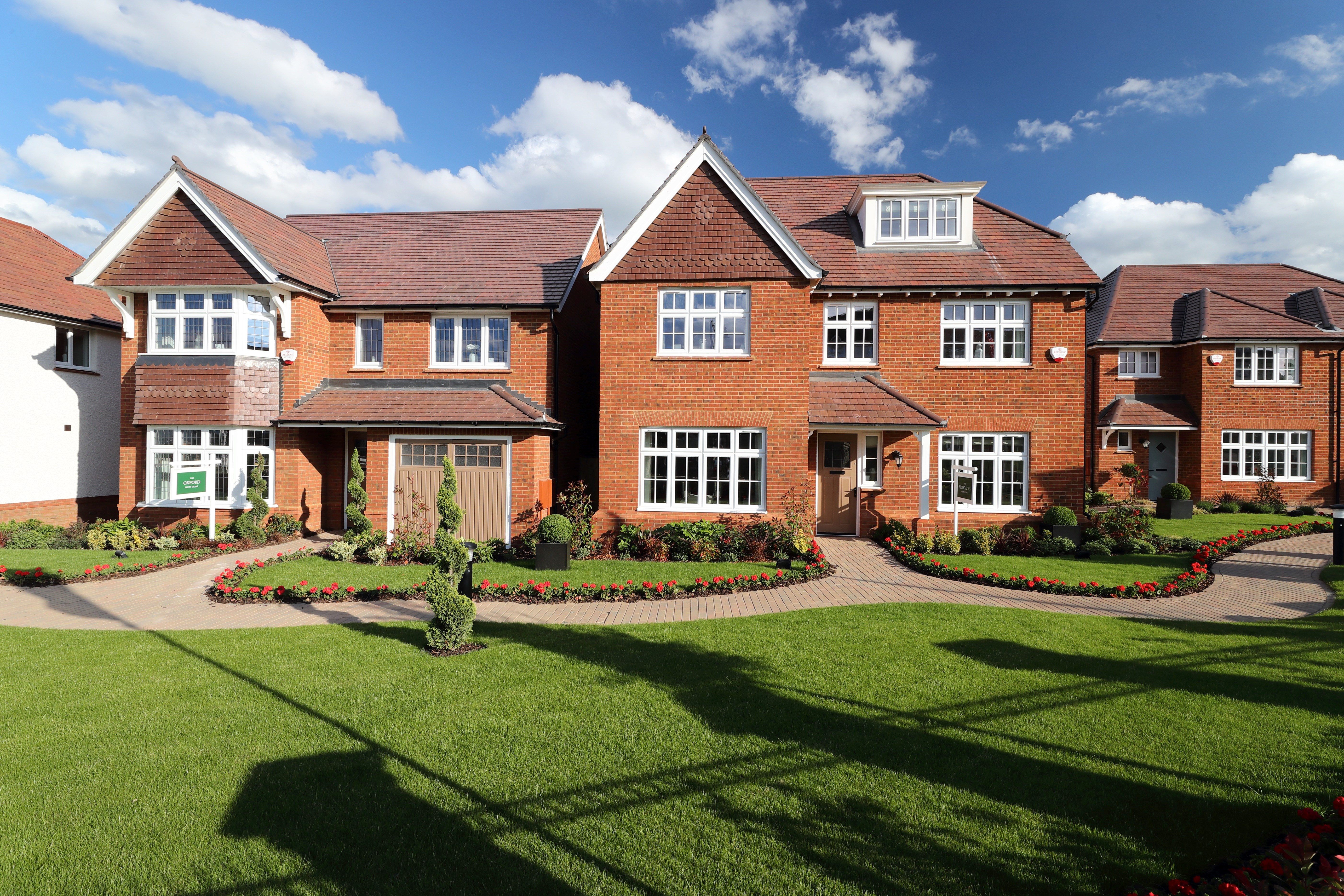 Ebbsfleet garden city redrow homes at ebbsfleet green for Home buliders