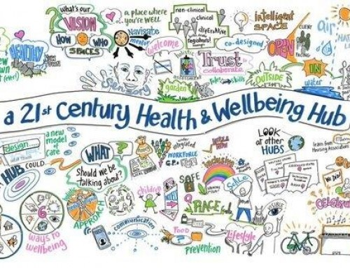 Getting into a healthier frame of mind in Ebbsfleet Garden City
