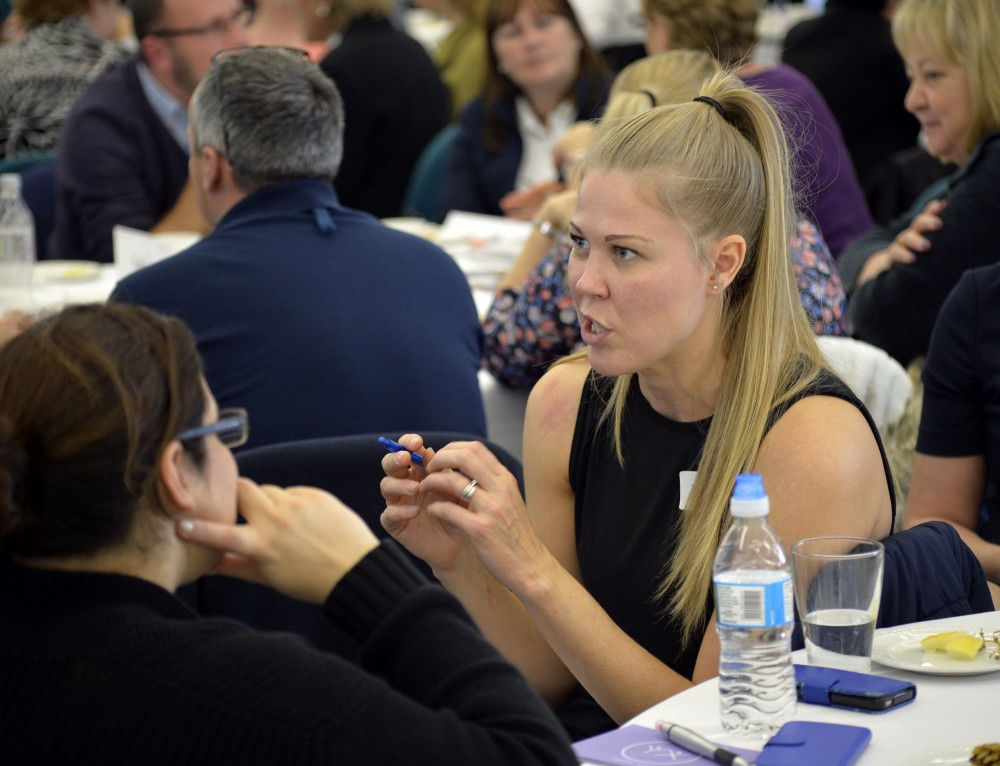 120 people discuss the future of health in Ebbsfleet Garden City