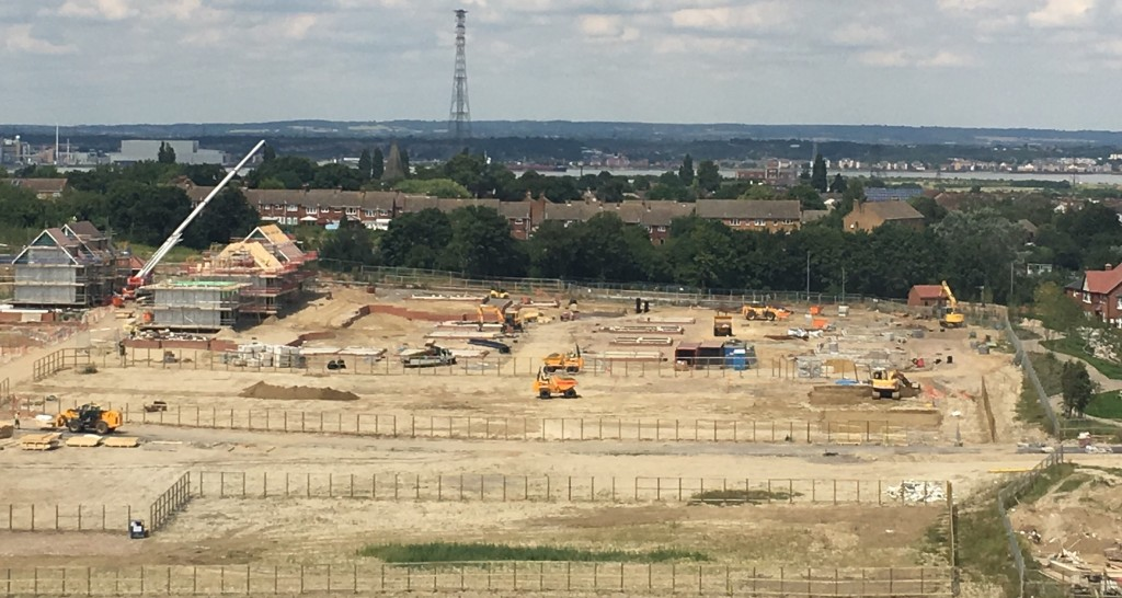Great to see movement on the ground in the Garden City as Circle starts work in Eastern Quarry