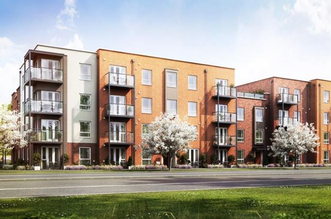Ebbsfleet Garden City apartments to go on sale