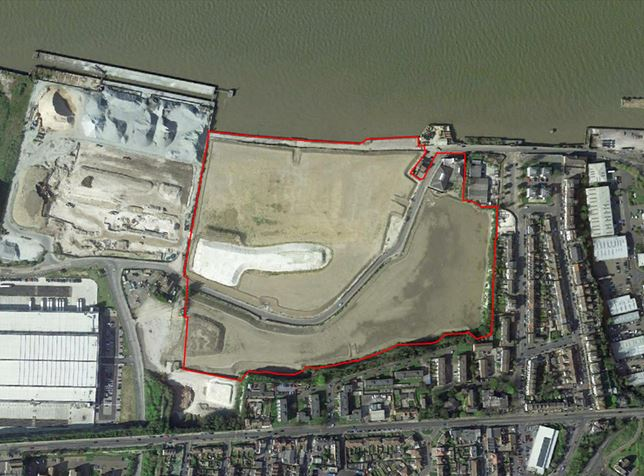 Up to 700 new homes planned for Ebbsfleet Garden City
