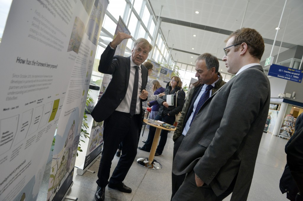 Ebbsfleet Garden City Open Days are announced for October to inform the public about the Implementation Framework