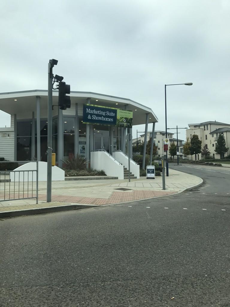 Third Ebbsfleet Garden City marketing suite opens