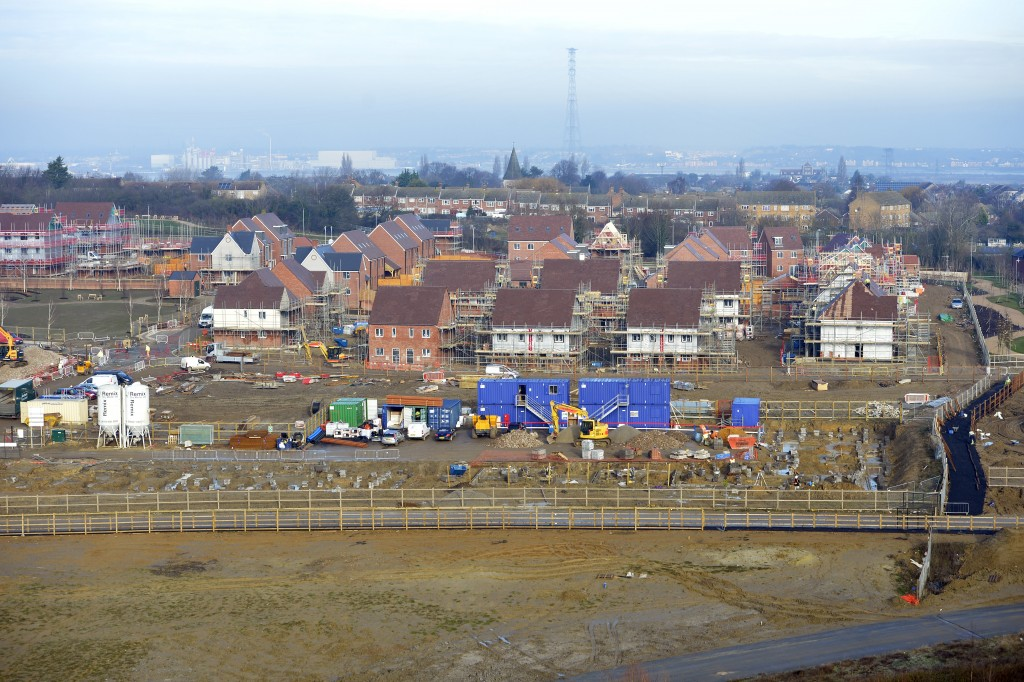 The latest housing statistics for Ebbsfleet Garden City in detail here