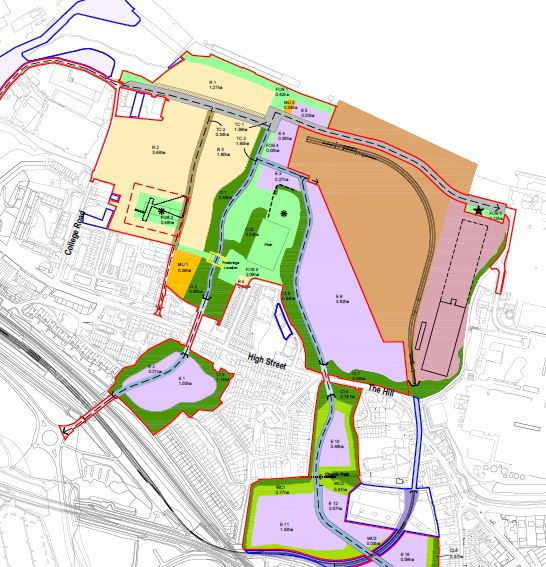 Another milestone for Ebbsfleet Garden City as plans approved for 532 new homes and major employment area