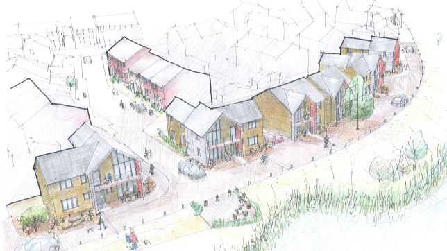 Plans approved for 138 more homes in Ebbsfleet Garden City