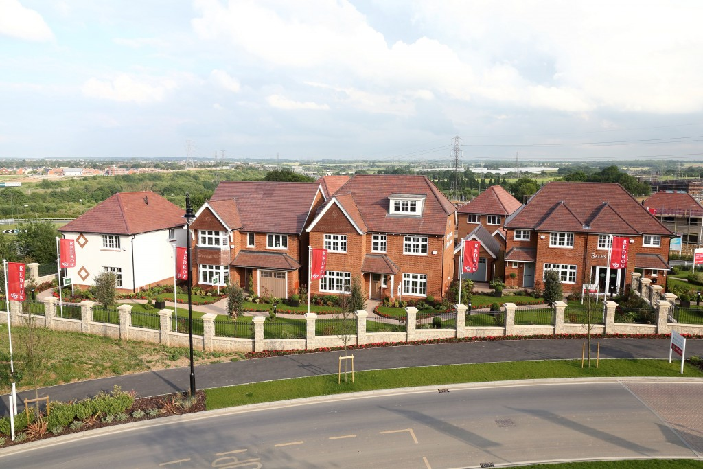 677 homes have now been completed in Ebbsfleet Garden City (August)