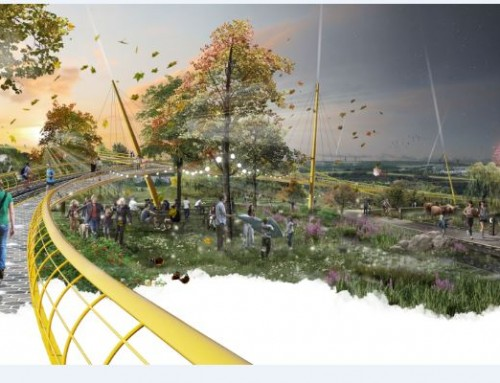 Look at these stunning ideas for a healthy Ebbsfleet Garden City