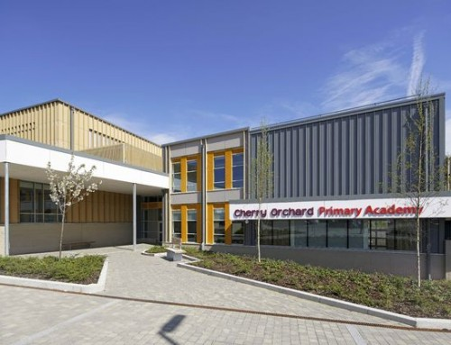Garden City's primary school and community centre could be Kent's best buildings