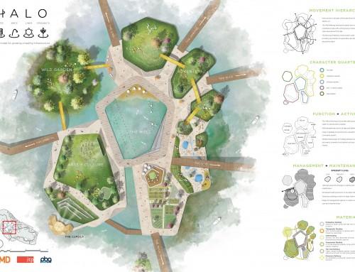 Winner of Ebbsfleet Garden City landscape challenge is announced