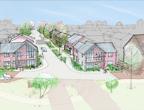 Almost 500 new homes approved for Ebbsfleet Garden City
