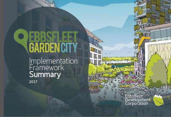 ebbsfleet garden city implementation framework summary