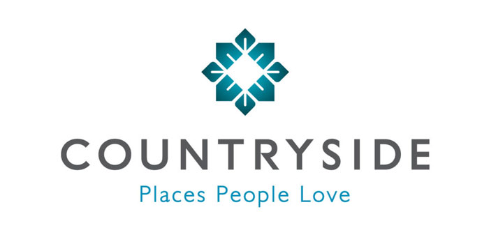 Countryside logo - places people love