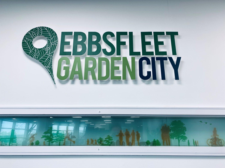 the garden city logo