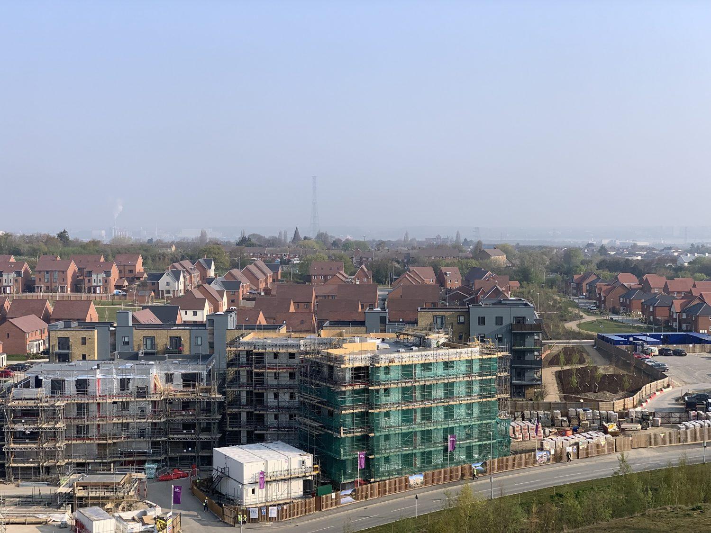 ebbsfleet building site