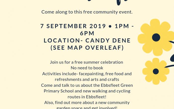 Ebbsfleet Green flyer