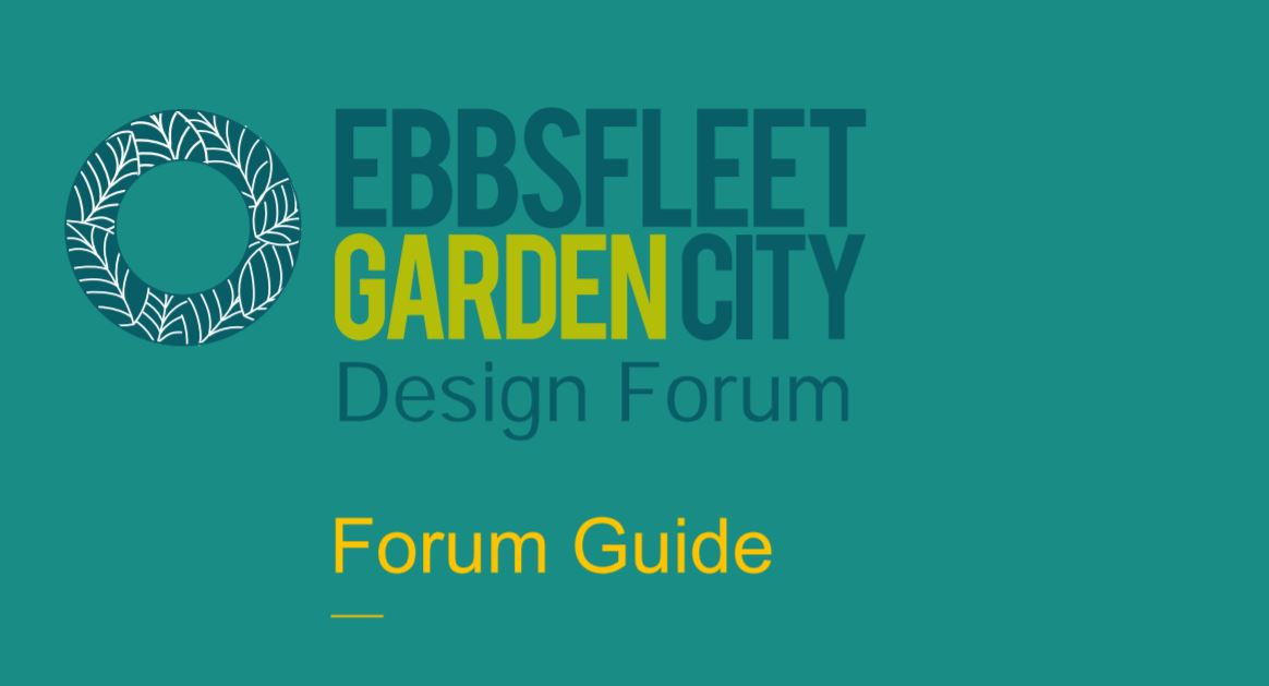 Ebbsfleet Garden City Design Forum Guide