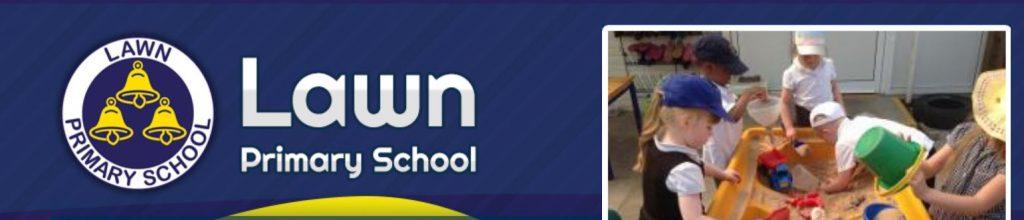 lawn primary school logo