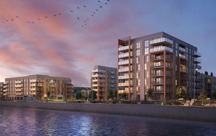 Northfleet riverfront image