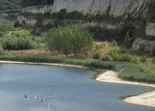 Castle Hill Lake