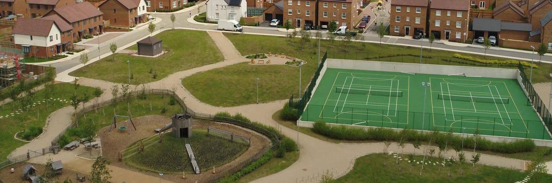 Castle Hill tennis courts