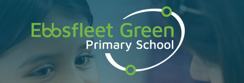 Ebbsfleet Green Primary logo