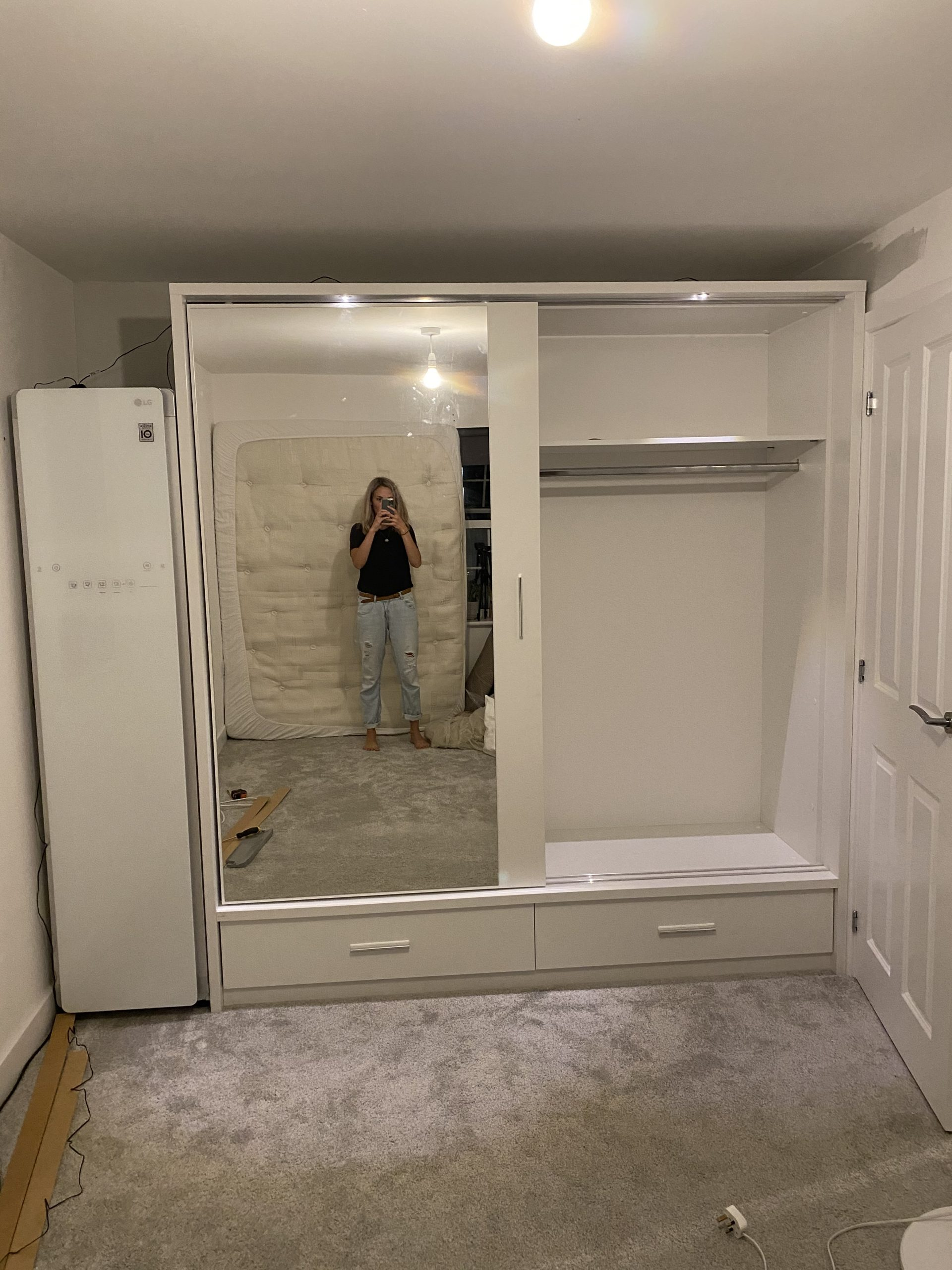 Our Finished Guest Bedroom