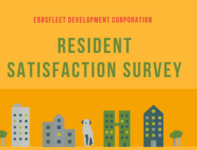The image from Residents Satisfaction Survey